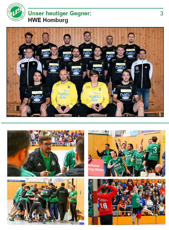 Handball Brotdorf